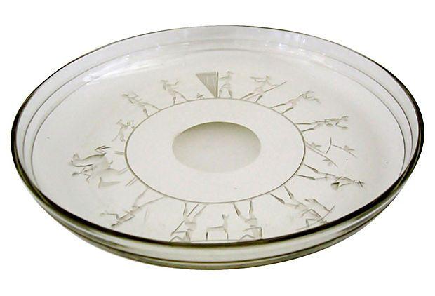 Karhula Centerpiece Shallow Bowl on OneKingsLane.com