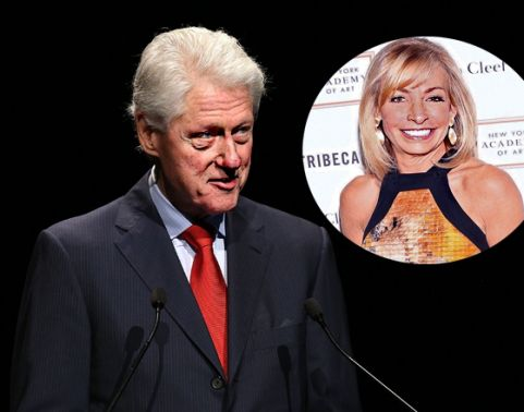8/15/14 -- Bill Clinton's Foundation Gave $2M Grant to His Mistress' Company