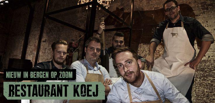 Restaurant Koej / Bergen op Zoom / Een ode aan de koe!
