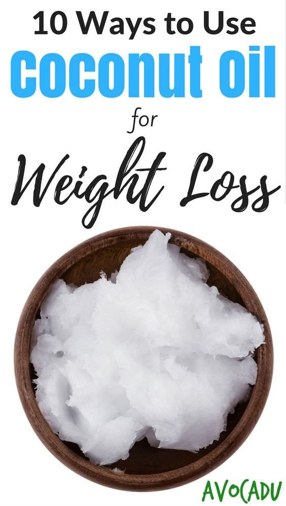 Coconut oil is good for the heart, it improves the functioning of a brain, and applying it to the skin can make it beautiful and even more, it helps in losing weight!