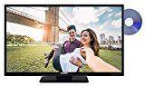 Telefunken XH32A201D 81 cm (32 Zoll) Fernseher (HD Ready, Triple-Tuner, DVB-T2 H.265/HEVC, Smart TV, DVD-Player)