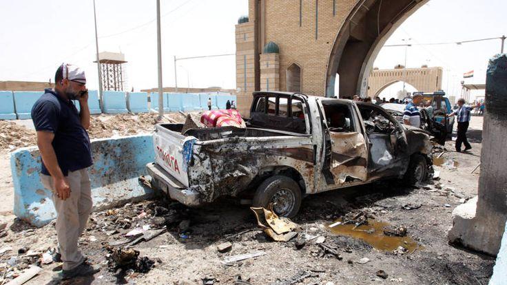 Doden bij aanslag op Iraakse bruiloft | NOS