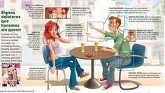 Descubre el lenguaje verbal y los gestos que delatan a un mentiroso