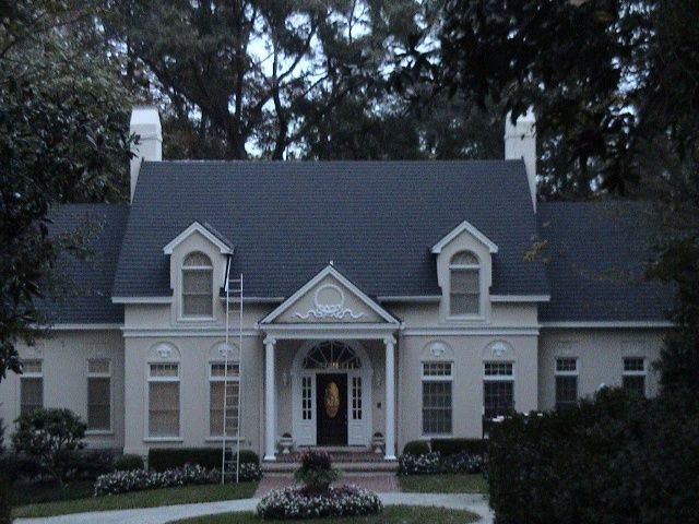 Best Image Result For White House Charcoal Roof Metal Roof 400 x 300