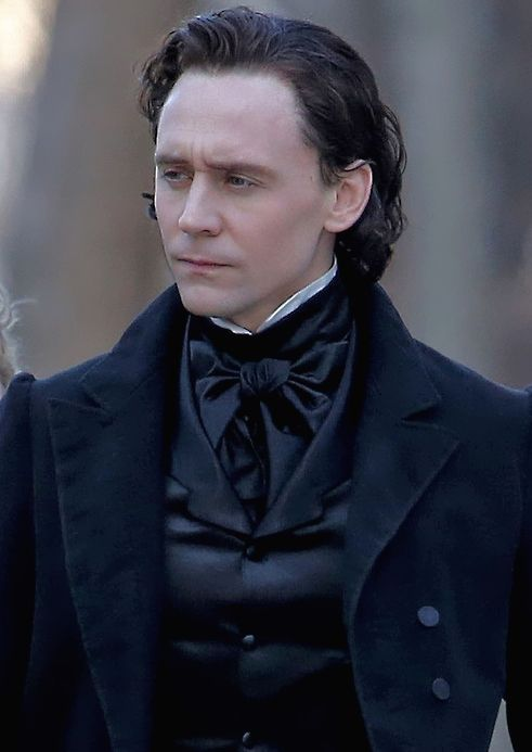 Lo- wait...that's Adam...no Loki...Sigh I'm just going to give up on the names. It's just T.Hiddy.