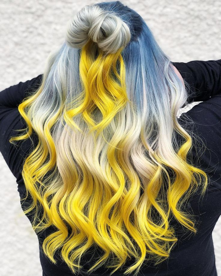 52 Ombre Rainbow Hair Colors To Try 2:  Pics From Nature Pinterest Nature