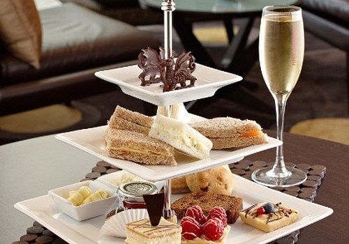 Afternoon tea deals hilton cardiff