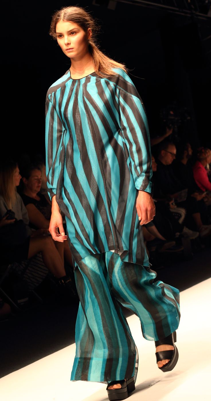 Stockholm Fashion Week 2014. Designer: Emelie Johansson. Photo: Sampo Axelsson