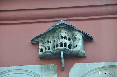 Eyüp, Şah Sultan Külliyesi Üzerindeki Kuş Evi