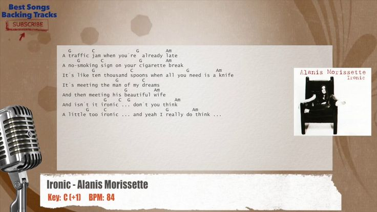 Optimistic Voices: You Learn (Alanis Morissette)