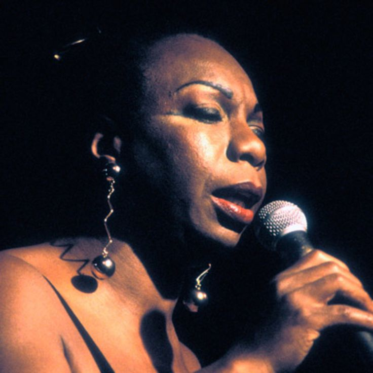 Nina Simone was a legendary African-American jazz, blues and folk singer/musician who was also a prominent figure of the Civil Rights Movement. Learn more about her life and career at Biography.com.