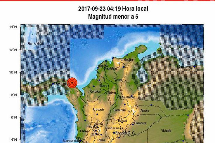 Temblor de 4,2 grados en Panamá se sintió en algunas zonas de la ... - El Heraldo (Colombia)