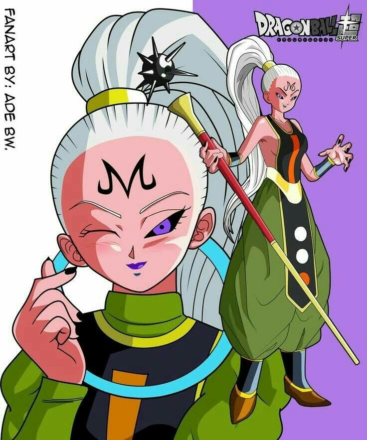 Pin By Nyes Harlyech Quinn On G O Ds Kais And Angels Dragon Ball