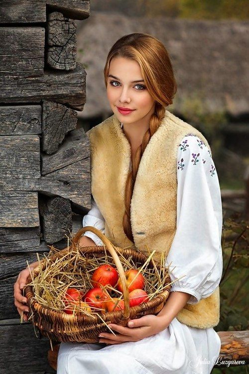 Russian beauty, Russian girl