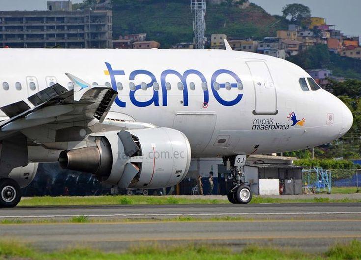 Aerolínea estatal ecuatoriana Tame suspendió sus vuelos a Venezuela y Cuba - Venezuela Al Día
