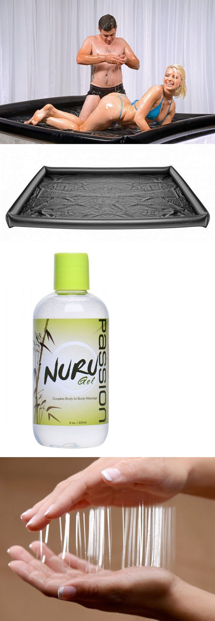 Lubricants and Lotions: Nuru Couples Body To Body Massage Gel With Vinyl Massage Sheet -> BUY IT NOW ONLY: $59.64 on eBay!