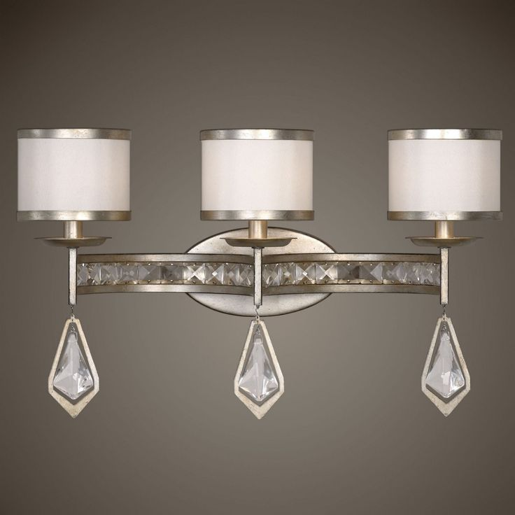 Uttermost Tamworth Modern 3 Light Vanity Strip - 22505