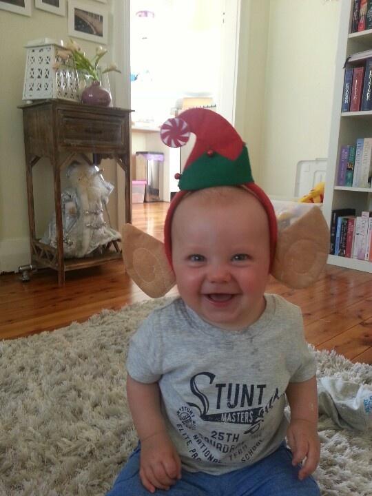 elf baby!!
