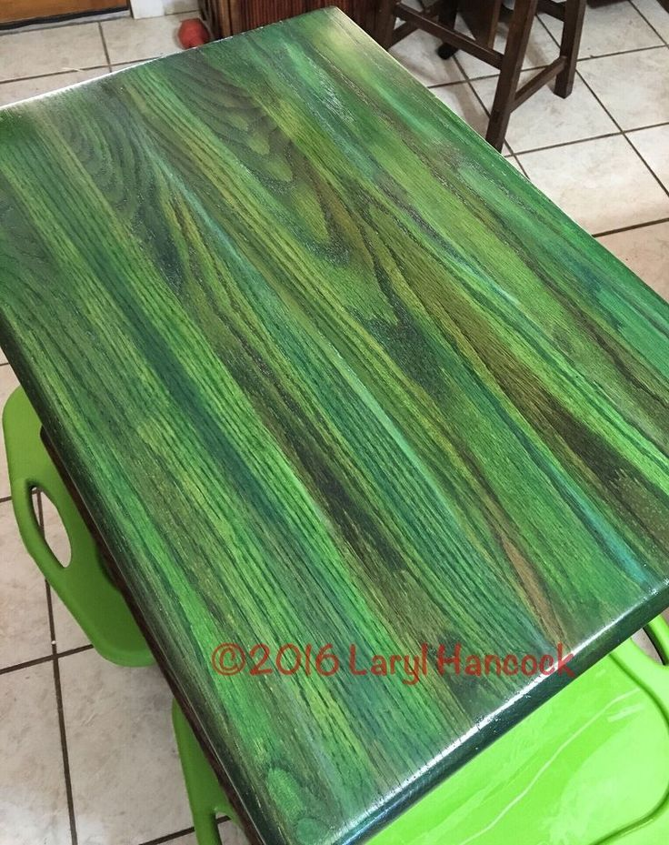 Best 25 Green Wood Stain Ideas On Pinterest Staining Wood Furniture Wood Stain And Stain Colors