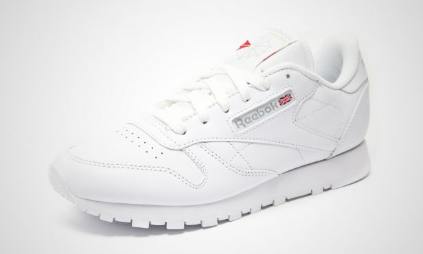 ba78d8be77fd Reebok WMNS Classic Leather All White - 2232