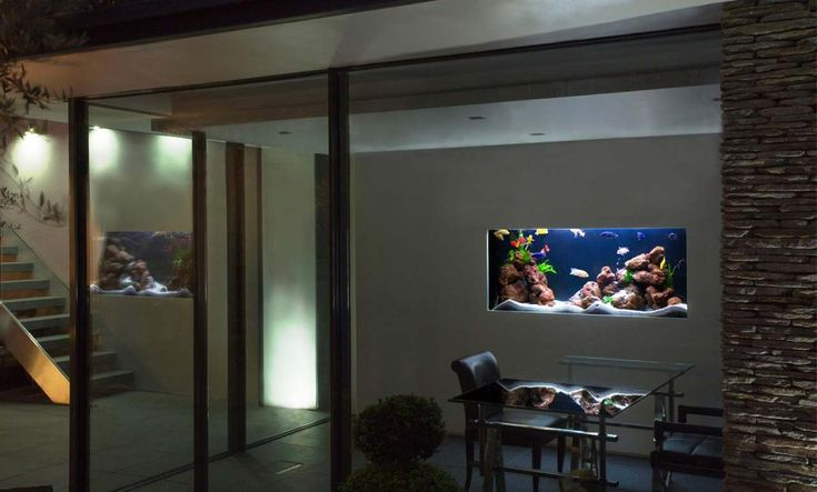 Small Aquarium Decoration Ideas ~ http://www.lookmyhomes.com/creative-aquarium-decoration-ideas/