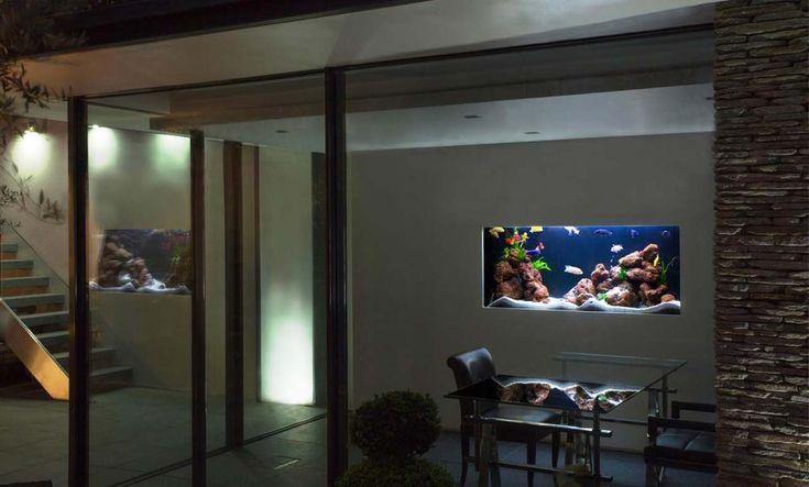 Small Aquarium Decoration Ideas ~ http://www.lookmyhomes.com/creative-aquarium-decoration-ideas/