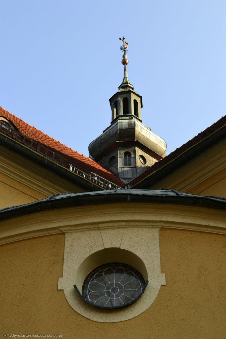 Fotoblog tychy-miasto-nieuczesane.flog.pl. - Tychy. Kościół Marii Magdaleny.. ...