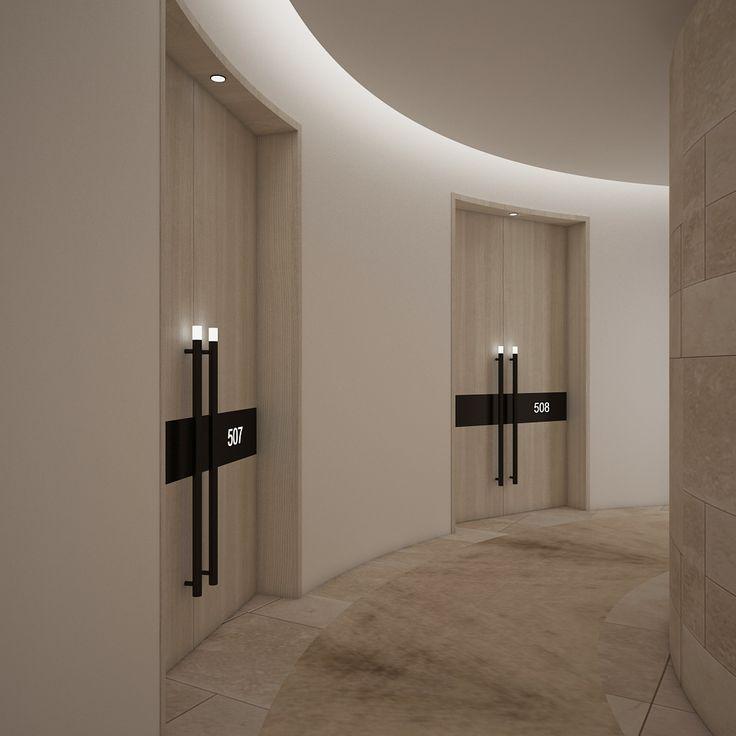 Les 135 meilleures images du tableau couloir circulation for Tableau couloir