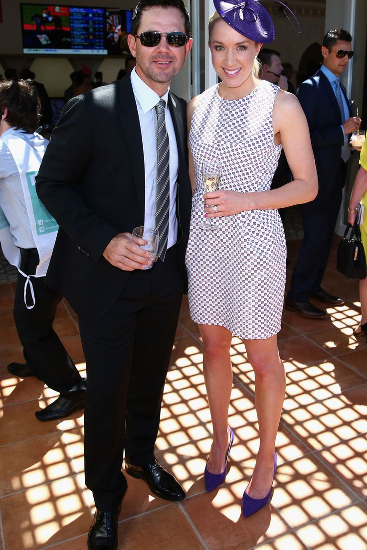 Ricky Ponting, Rianna Ponting - The Cut