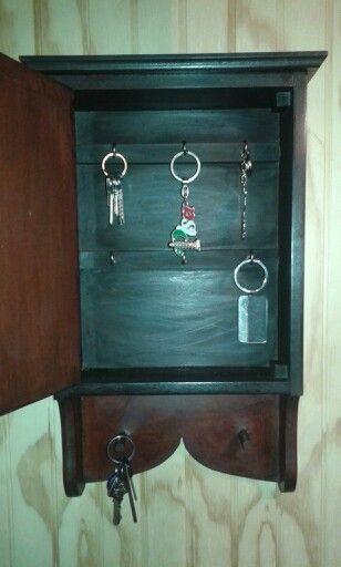 Interior porta llaves
