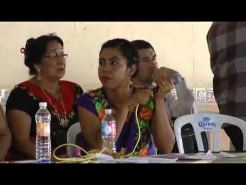 Foro: Sin oro y plata se vive, sin agua no! Ixtepec, Oaxaca