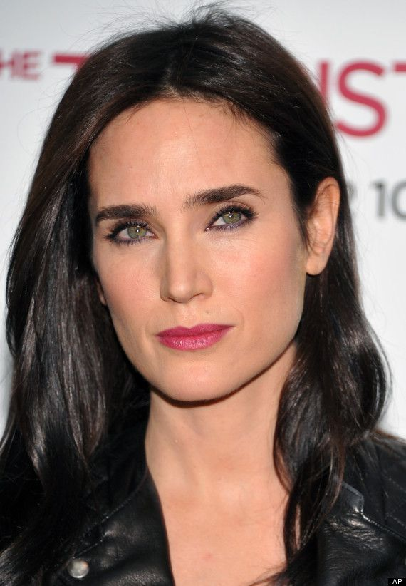 jennifer connelly - that lipstick! Also, what magic potion did she take?