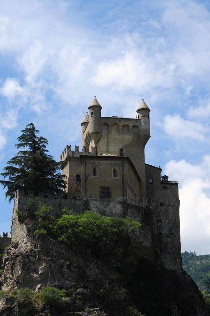 Saint-Pierre Castle, Valle d'Aosta, Italy