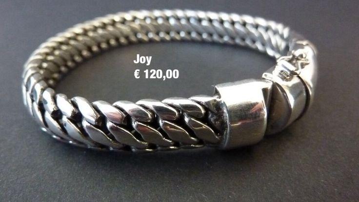 Zilveren Armband Joy