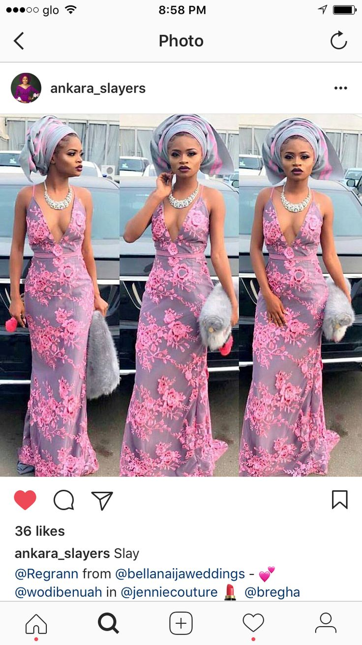 512 best Stylish Nigerian Big Occasion Dress images on Pinterest ...