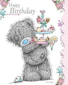Tatty Bears Happy Birthday