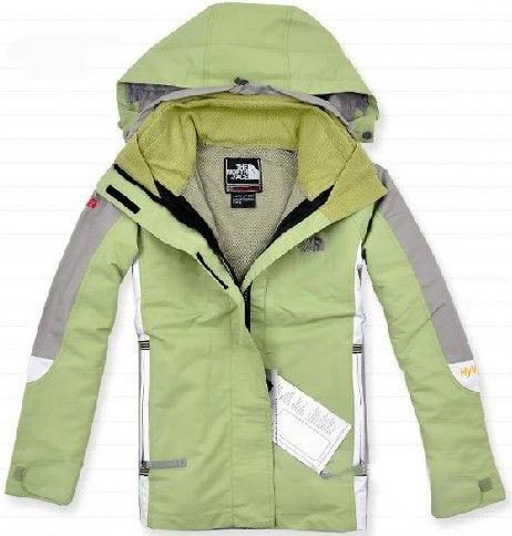 Cheap North Face Hyvent Women Green Jacket uk  http://www.outdoorgeargals.com