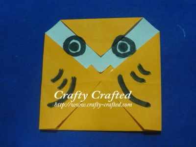 Owl « Animal Crafts « Categories « Crafty-Crafted.com
