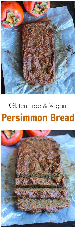 Persimmon Bread [Vegan & Gluten-Free] - Katalyst Health