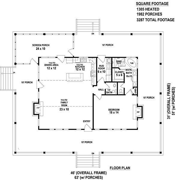 Coastal Home Plans Bachmans Sparrow House Plans