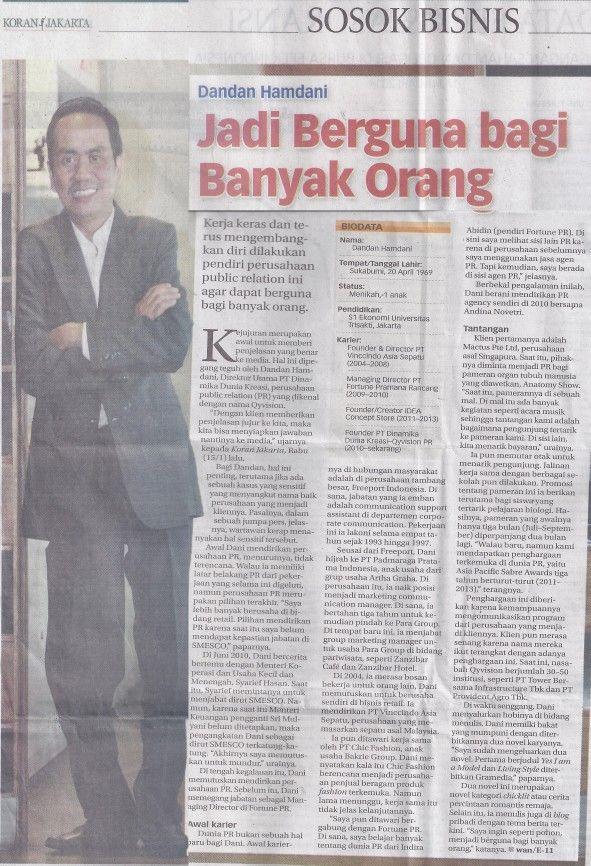 @KORAN JAKARTA