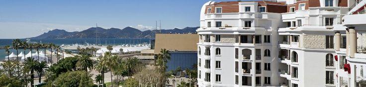 Luxury Hotel Cannes, Majestic Barrière, France - Barrière Hotels