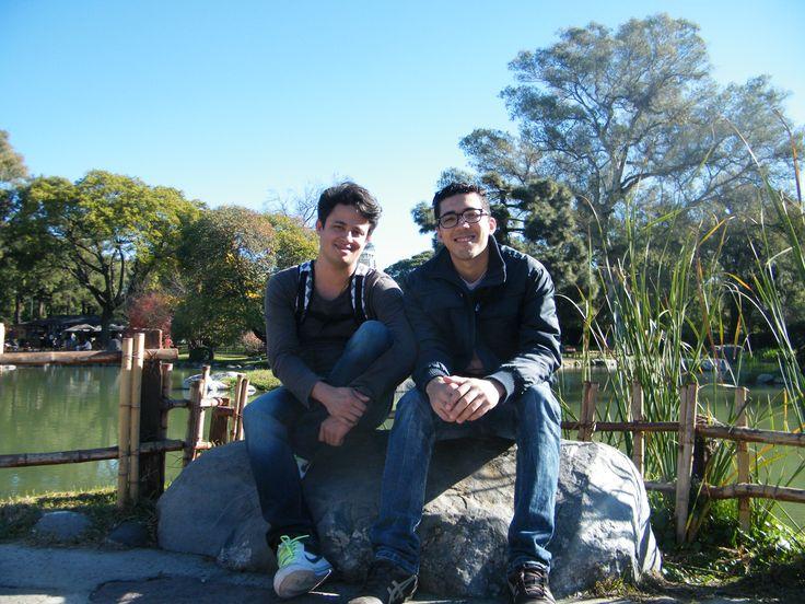 Jardim Japonês de Buenos Aires