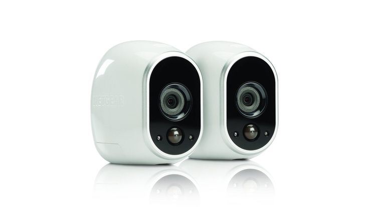 Arlo Smart Home Security Camera System - http://DesireThis.com/3662 - Monitor your home from every possible angle, inside or out with Arlo. The outdoor-ready cameras that are equipped with night vision to give you HD video around the clock. The combination of easy installation, battery-operated true wireless design, and weatherproof construction provides you with the ability to set up a camera wherever you want, without worrying about finding a power outlet or the hassle of i