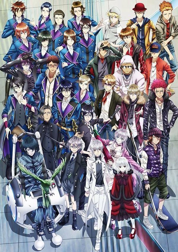 K ~ Return of Kings (Season 2)