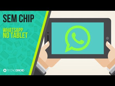 Como instalar o WhatsApp no TABLET Android (sem chip) - http://techlivetoday.com/android-tablet-reviews/como-instalar-o-whatsapp-no-tablet-android-sem-chip/