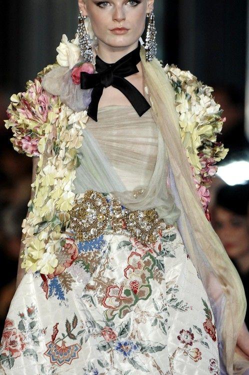 Fuck Yeah Fashion Couture   telojuropordior: Christian Lacroix Couture...