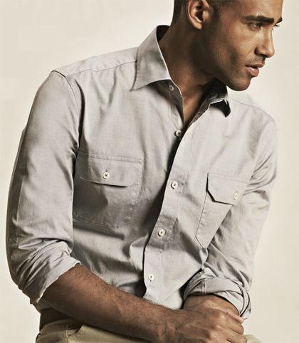 32 best j hilburn images on pinterest man style men for Bespoke shirts san francisco