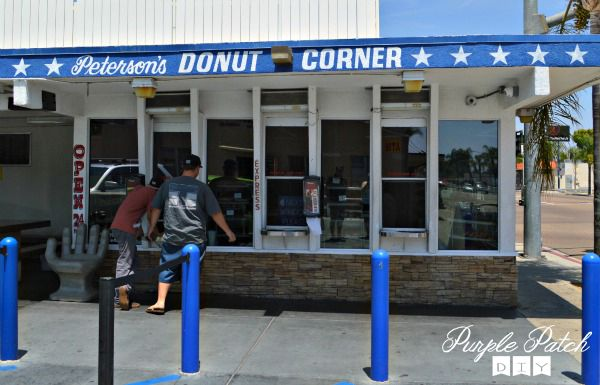 Petersons Donut Corner, Escondido, California. This is ULTIMATELY the best place for donuts!!!!