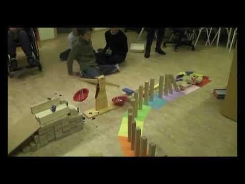 Techniek: een kettingreactie ontwerpen
